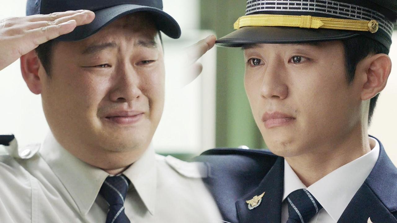 """정해인, 이유준과 눈물의 작별 인사 """"그동안 감사했습니다"""""""