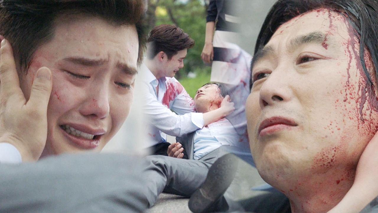"""김원해, 이종석 오열 속 영원한 작별 인사 """"기억은 오래오래"""""""