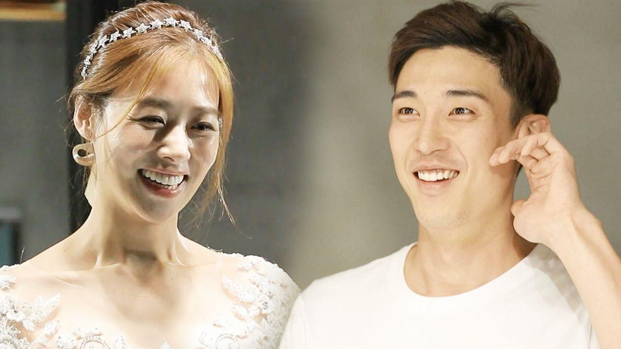강경준, 순백의 신부 장신영 앞 첫눈에 반한 얼굴