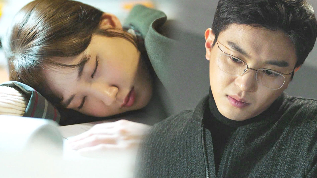 연우진, 박은빈 늦은 밤 지켜주며 싹트는 감정