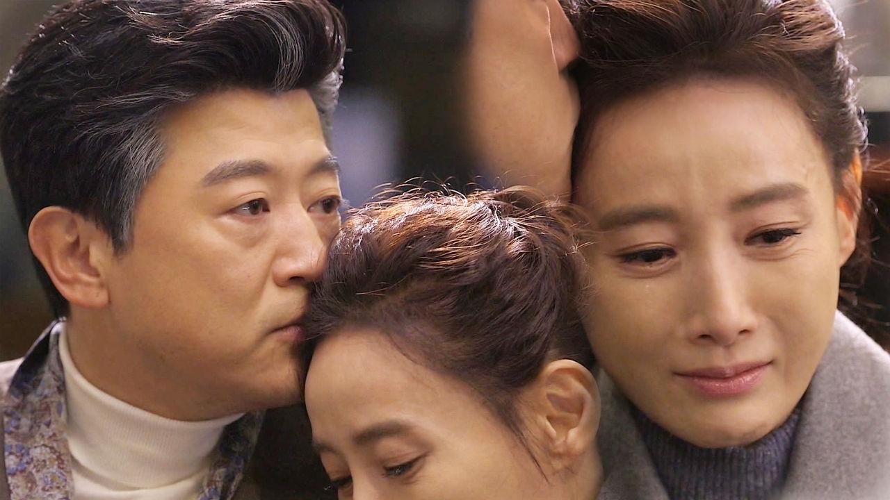 박상민, 도지원 눈물을 감싸주는 따뜻한 포옹