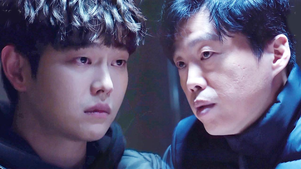 """윤균상, 김희원 따뜻한 배려에 눈물 """"전국환 네 손으로 잡아라"""""""
