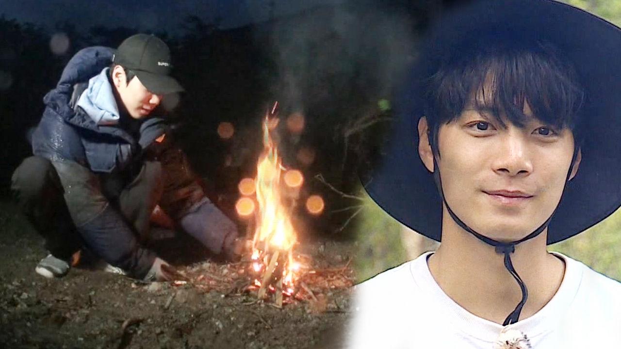 JR 김종현, 칠전팔기 불피우기 성공 '집념의 사나이'