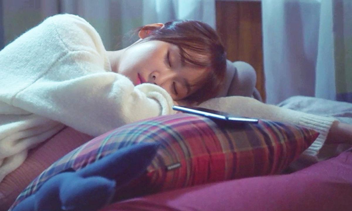 [에필로그] 서현진, 촬영 중 민망함 가득 '깊은 꿀잠'