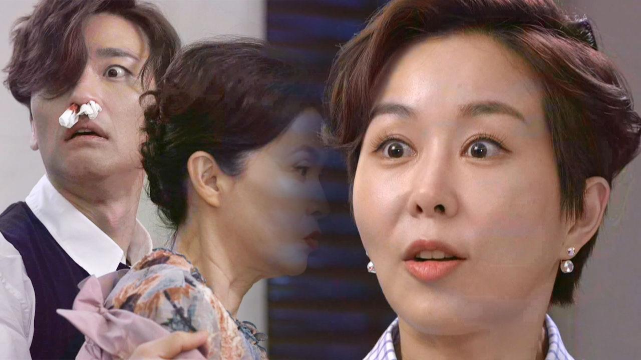 """철벽미녀 유서진, 배수빈에 터지는 분노 """"시댁 것들, 진짜 싫어"""""""