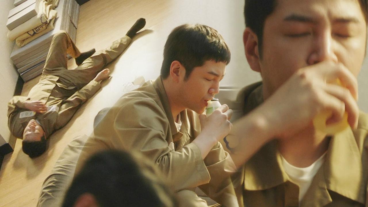 장근석, 탈옥 특급 미션 '작전명: 바나나 우유'