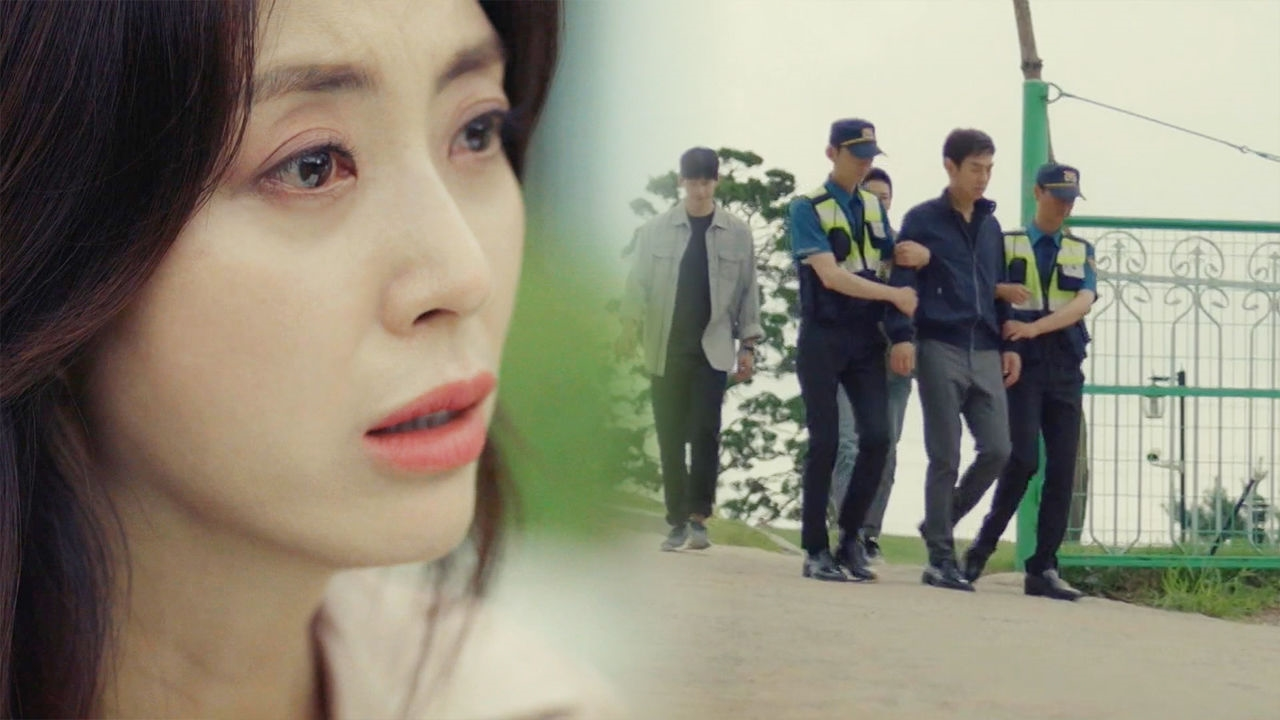 """남편을 신고한 송윤아의 선택 """"죽어버리지 그랬어?"""""""