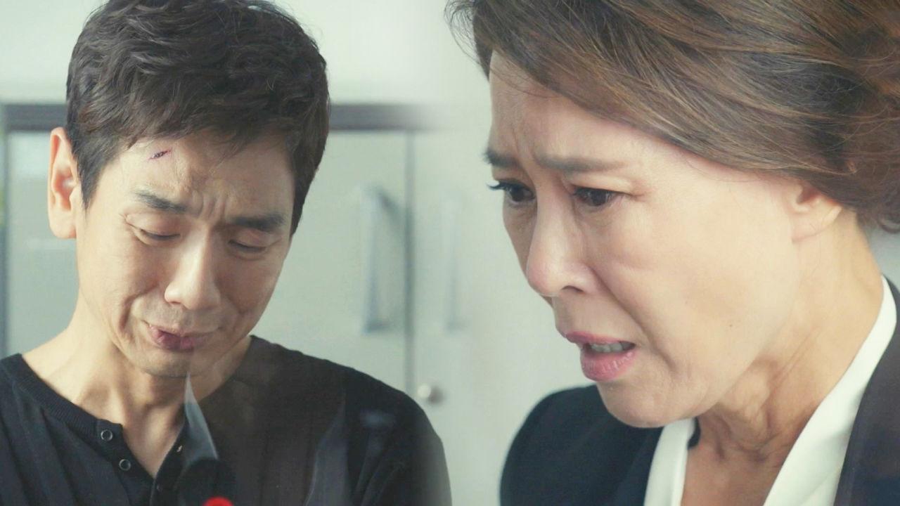 차화연, 눈물 섞인 김태우 고해성사에 경악 '현실 부정'