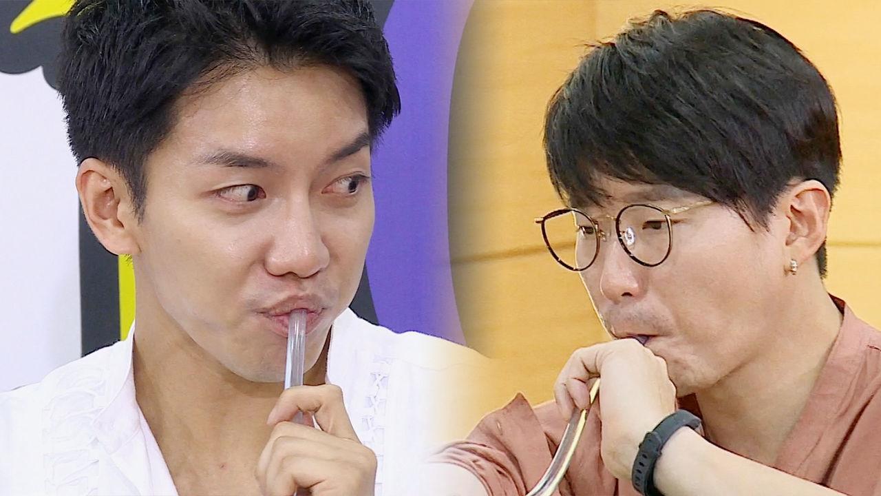10년 우정 클래스를 보여준 엄유민법 '소태차 마시기 압승'