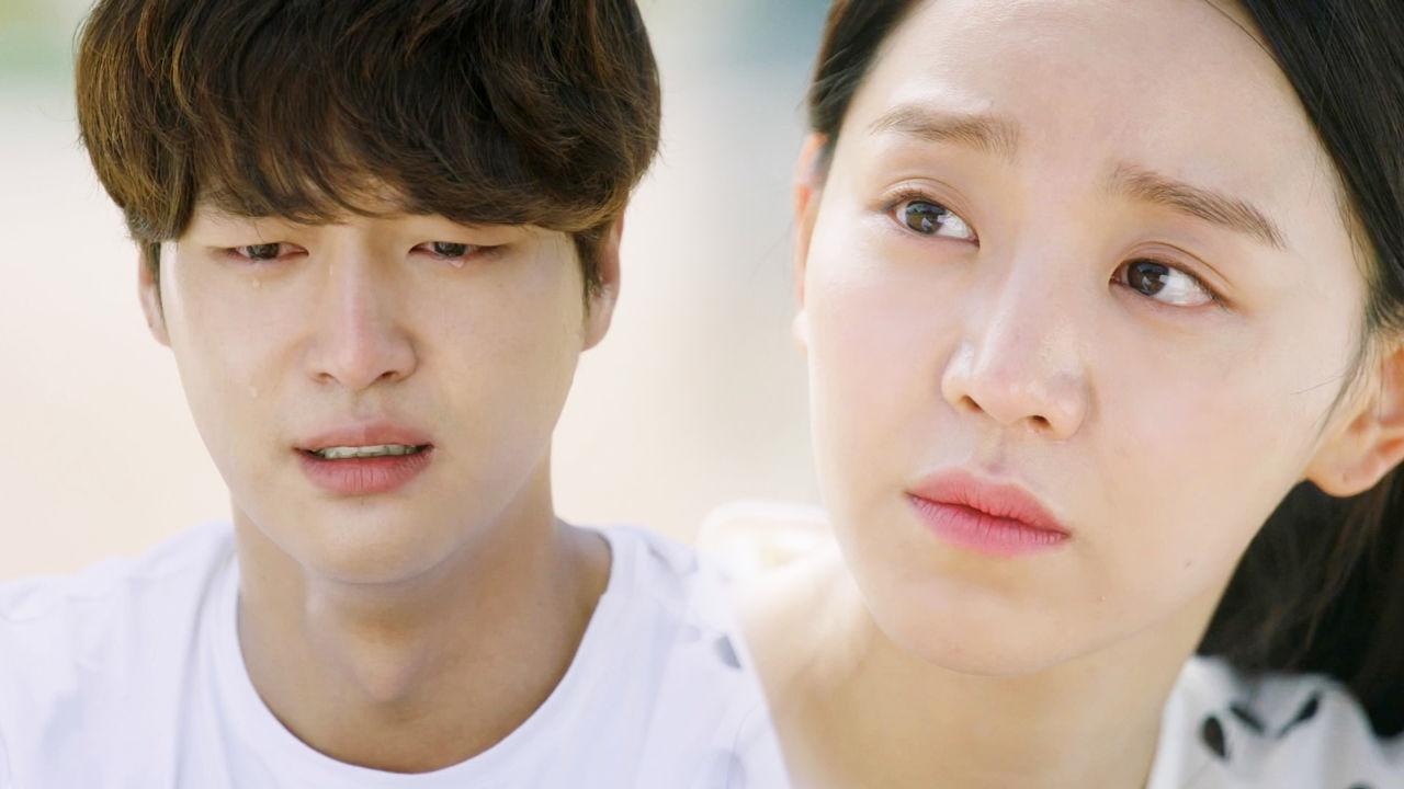 """""""미안한 일했다"""" 양세종, 신혜선에 과거 고백 '무거운 눈물'"""