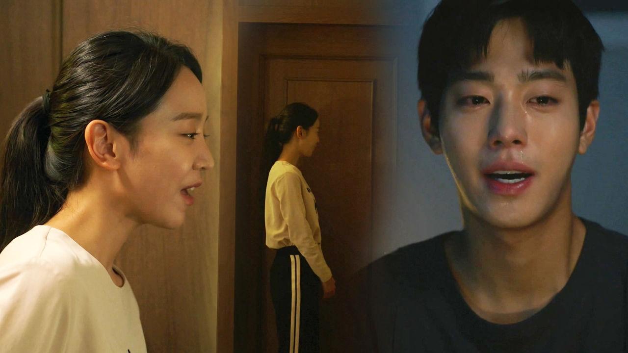 안효섭, 떠나는 신혜선에 아쉬움 '터져버린 눈물'