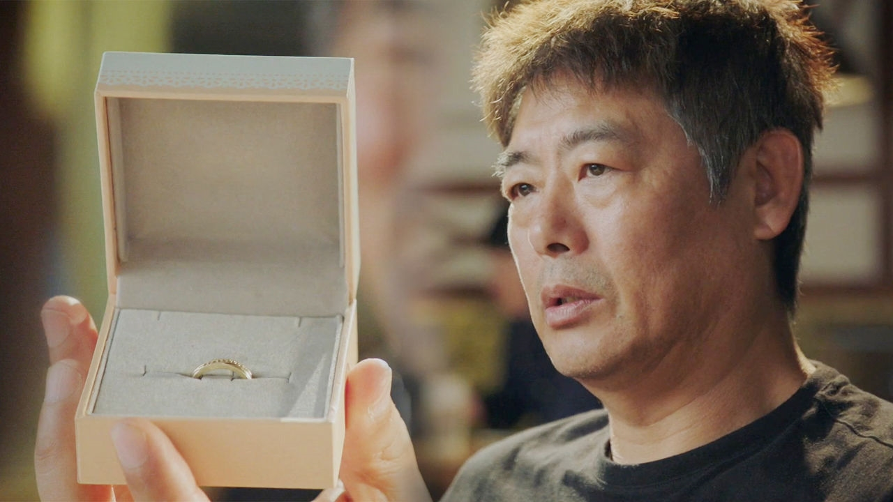 """상남자 성동일의 호프집 프러포즈 """"정식으로 청혼하는 겨"""""""