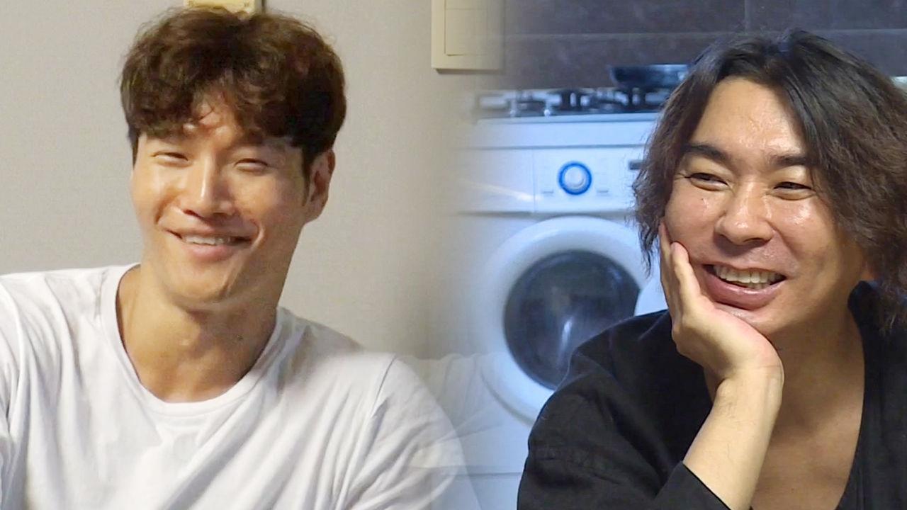"""데뷔 때부터 효자였던 김종국의 인성 """"봉투째 어머니 드렸다"""""""