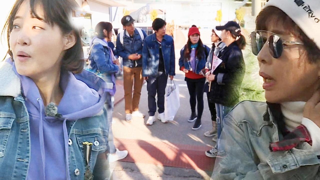 이연수·강경헌, 놀이동산 처음이라는 이경진에 '뿌듯'
