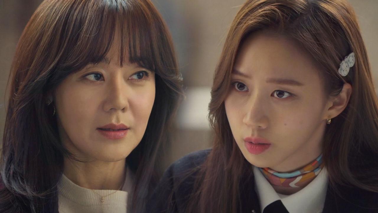 """김윤진, 의미심장한 표정 """"그 여자 누군지 알 거 같아"""""""