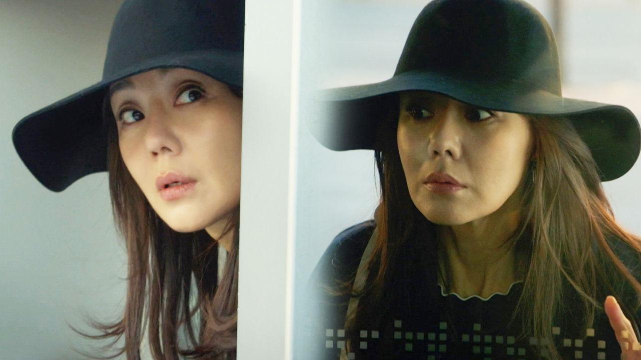 김윤진, 소름돋는 추리 '버트램의 정체'
