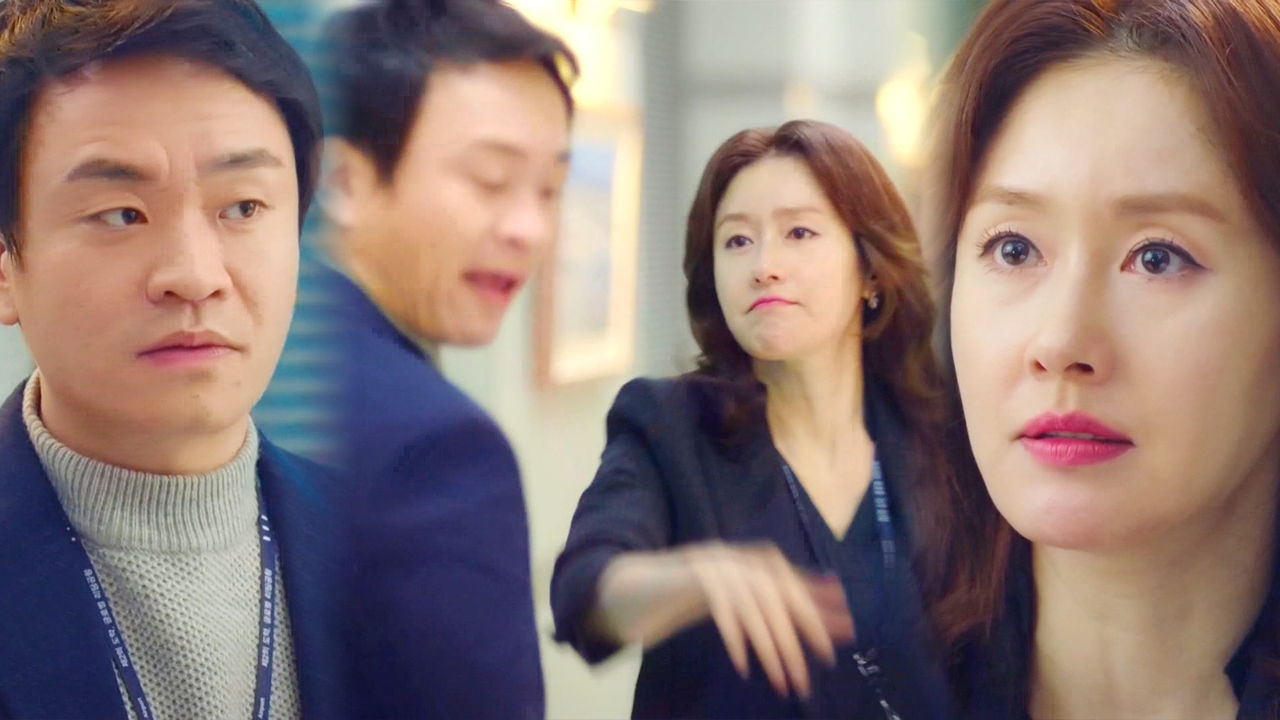 """""""진짜 도장 찍고 말 거야"""" 김지수, 이성욱에 불꽃 따귀!"""