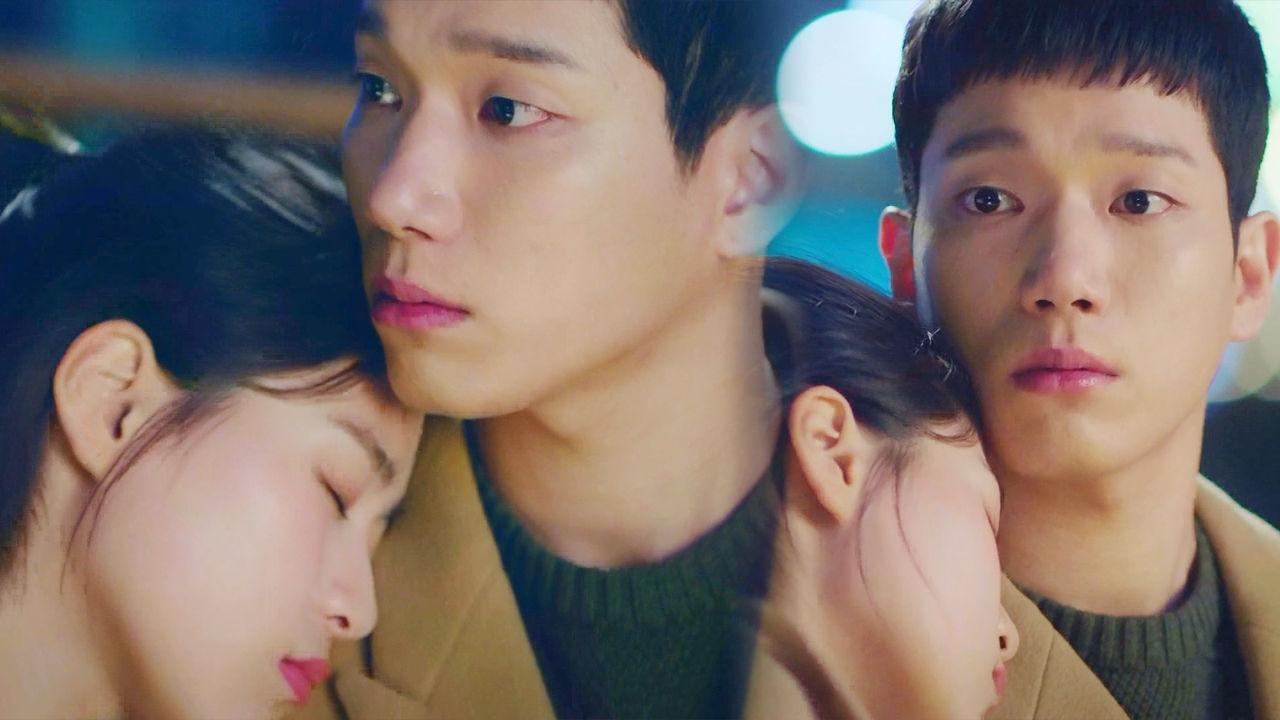김경남, 술 취해 어깨에 기댄 이수경에 '심쿵사 직전'