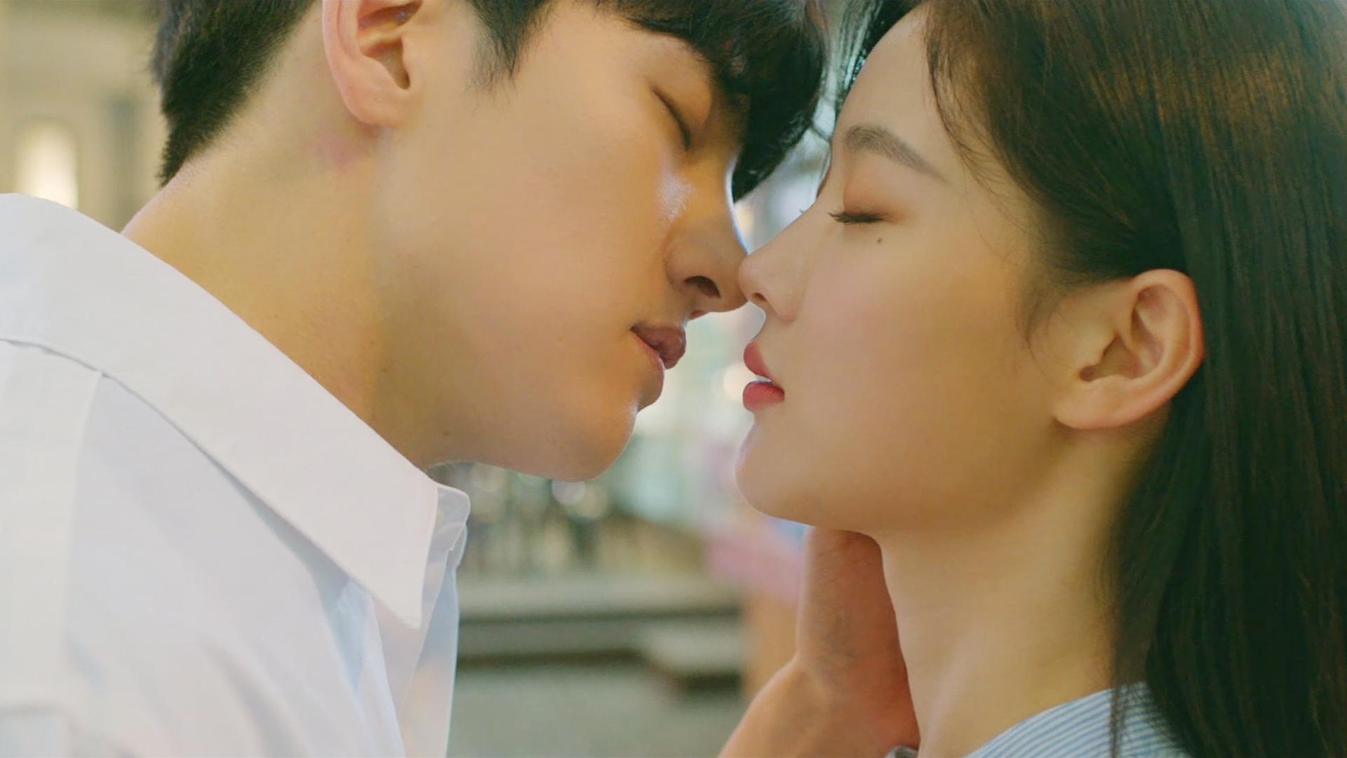 [최종화 엔딩] 지창욱김유정, 시청자들 마음 불태운 키스 엔딩!