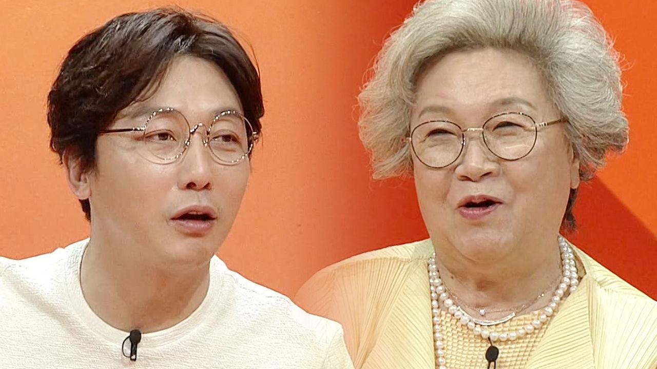 박수홍 , 수줍어하며 은은한 고백 좋아하니까 살았겠죠