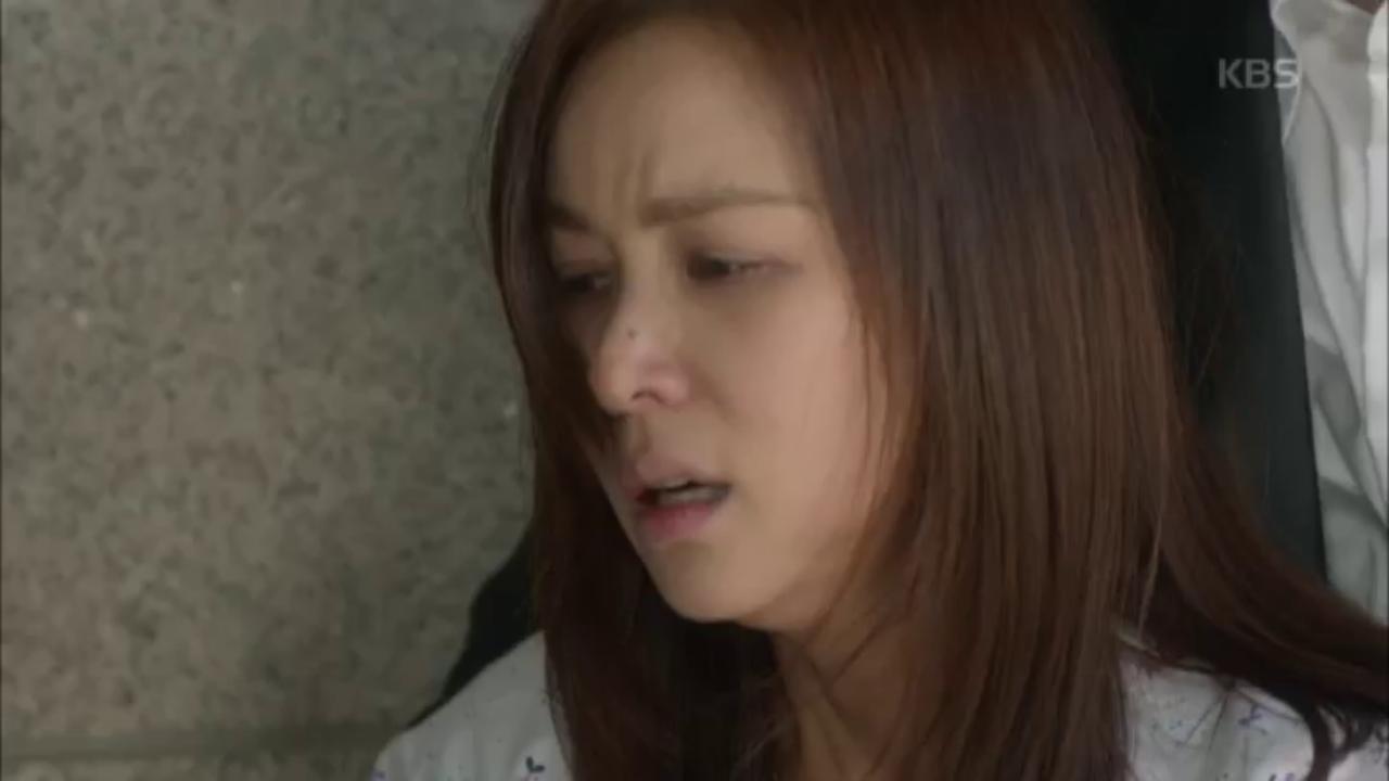 고소영, 병원에서 나와 윤상현 집 앞에서 문 열어!!!