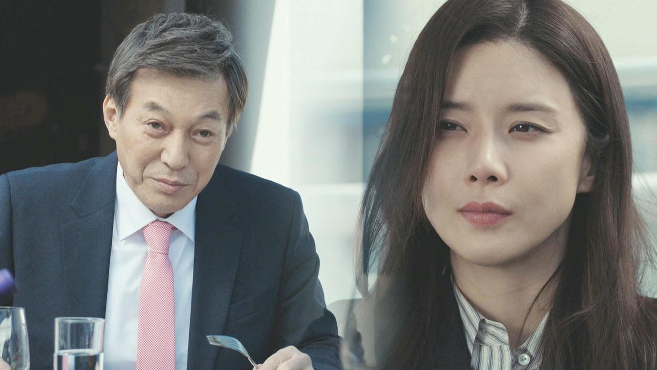 김갑수, 권율 미끼로 이보영에 달콤한 거래 제안