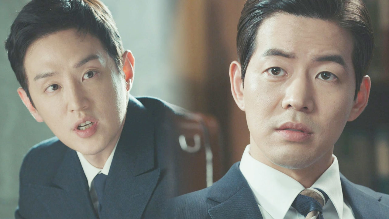 이상윤, 김홍파 찾는 권율에 괴물과는 손 안 잡아