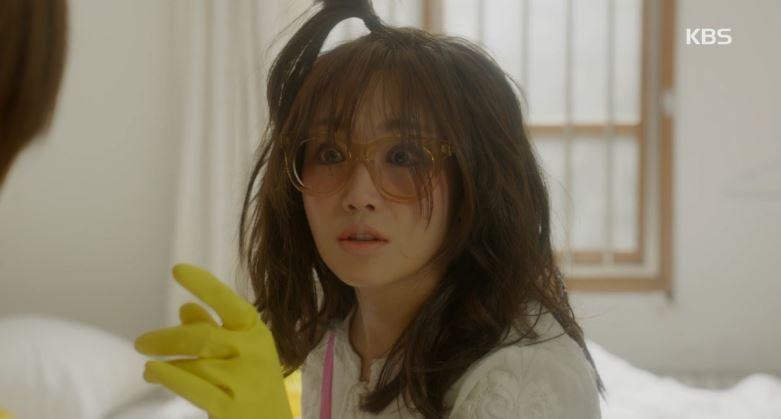 고소영, 이유리가 있는 정신병원에서 눈 뜨다!