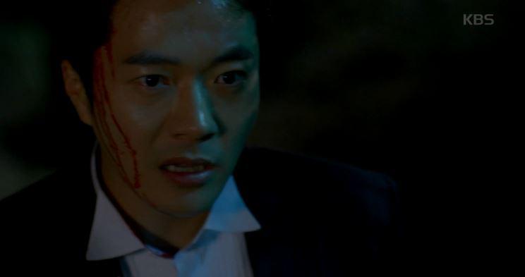 권상우, 한기웅과 맞붙다 이 살인마!