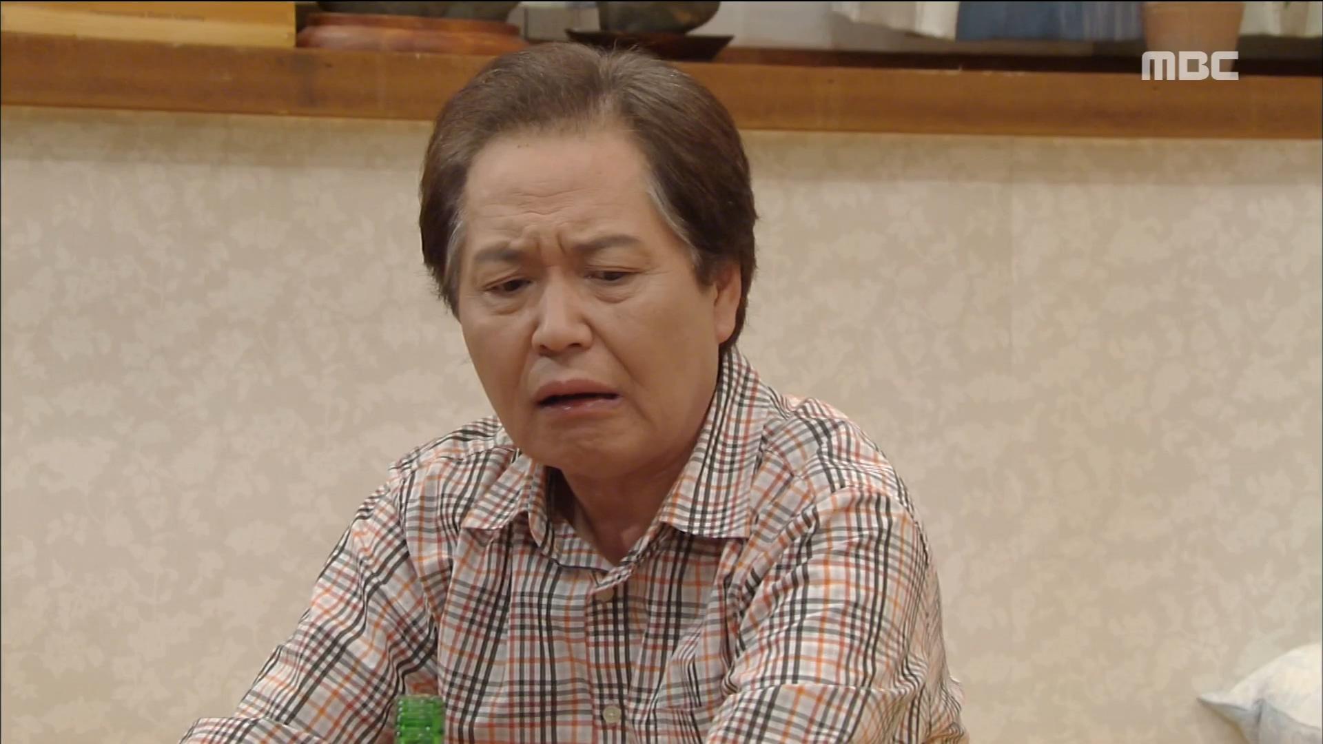 강남길,김형범에 그딴 표정으로 아내한테 사랑한다고 말하나?
