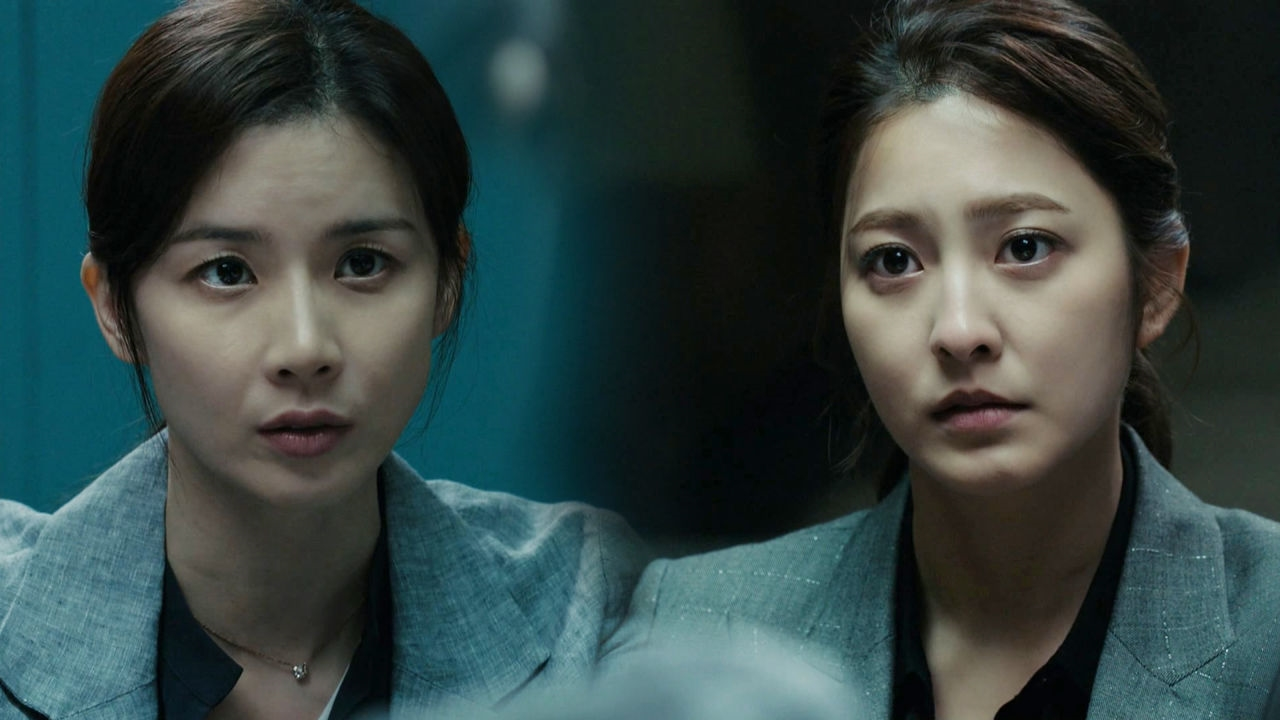 박세영, 이보영 결정적 증거에 긴급 체포