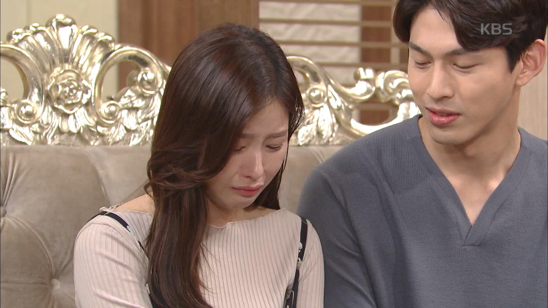 박하나이영은, 서로 향한 진심 알고서 눈물 펑펑흐어엉~.