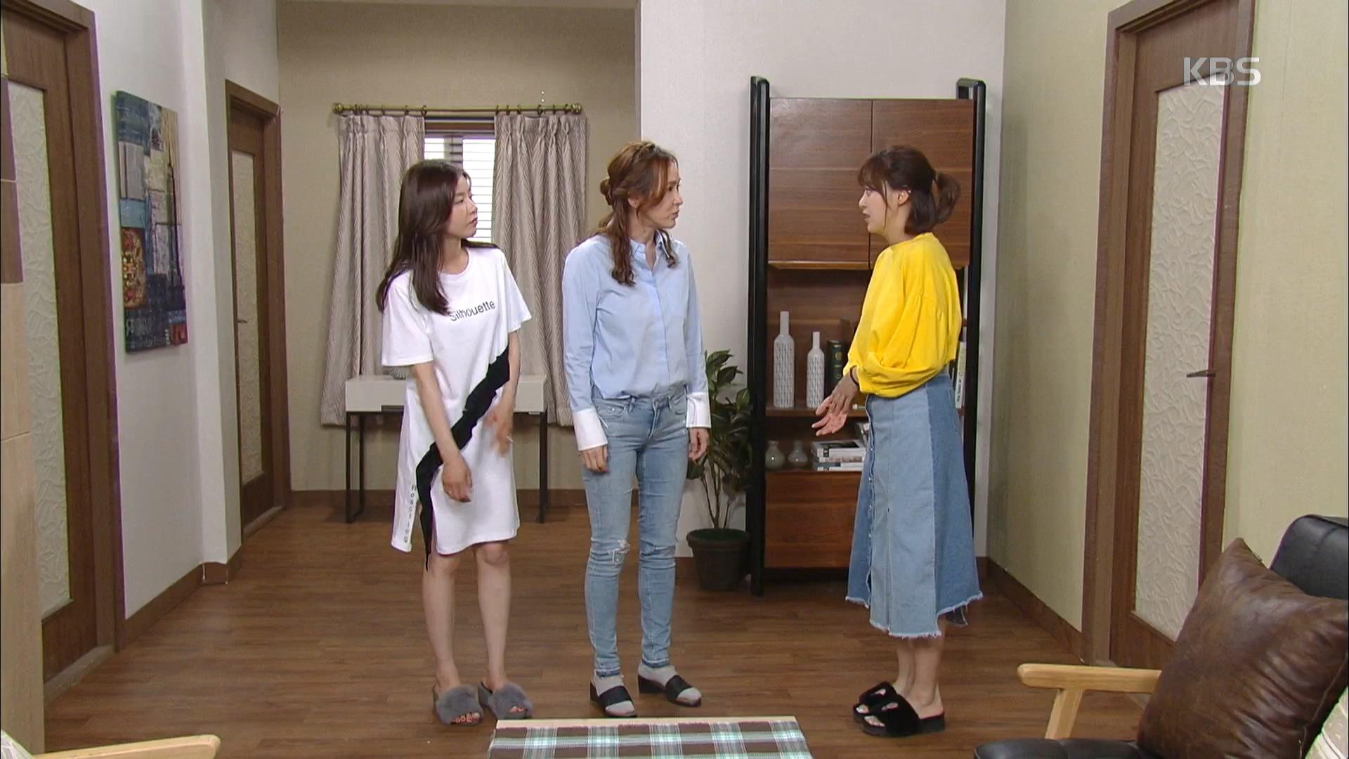 이영은박하나김도연, 이종남배슬기를 위한 세 여자의 작당모의!.