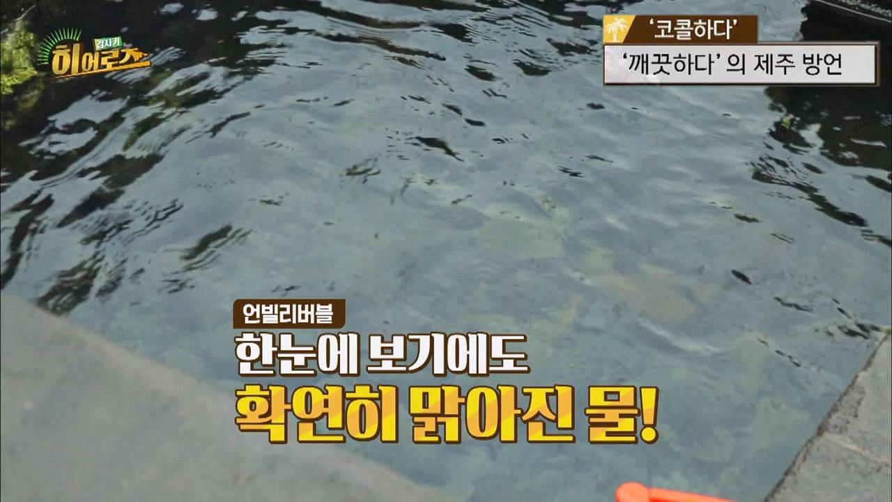 아주 코콜 해진 모습으로 돌아온 대한민국 100대 명수()!