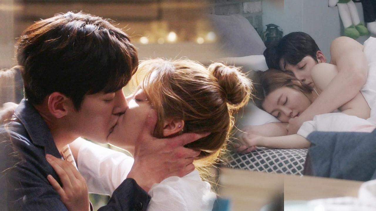 지창욱남지현, 격정 키스X동침 어른들의 연애