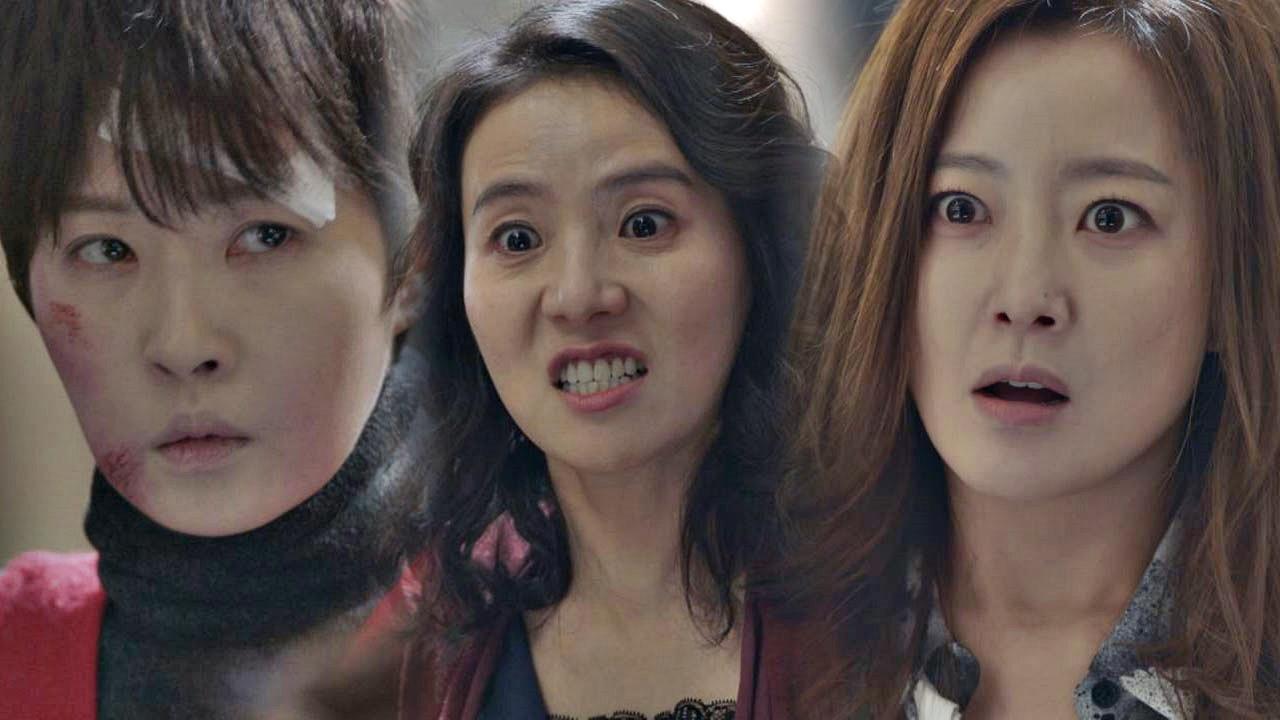 (공포) 눈에는 눈 이에는 이 이성 잃은 김선아의 복수