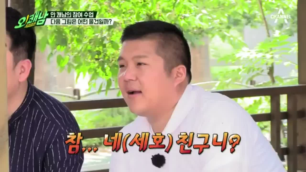 X드립 난무! 안정환 표 선사시대 그림 퀴즈  공개!