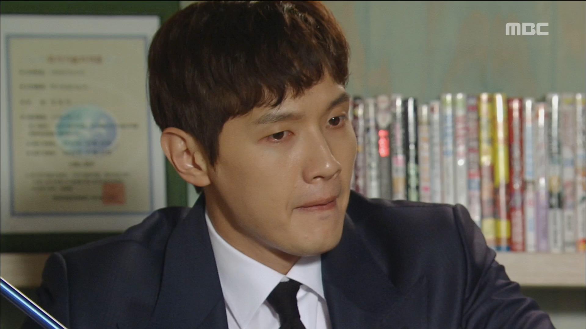김지훈, 지현우 꼬리잡기 간발의 차로 실패!