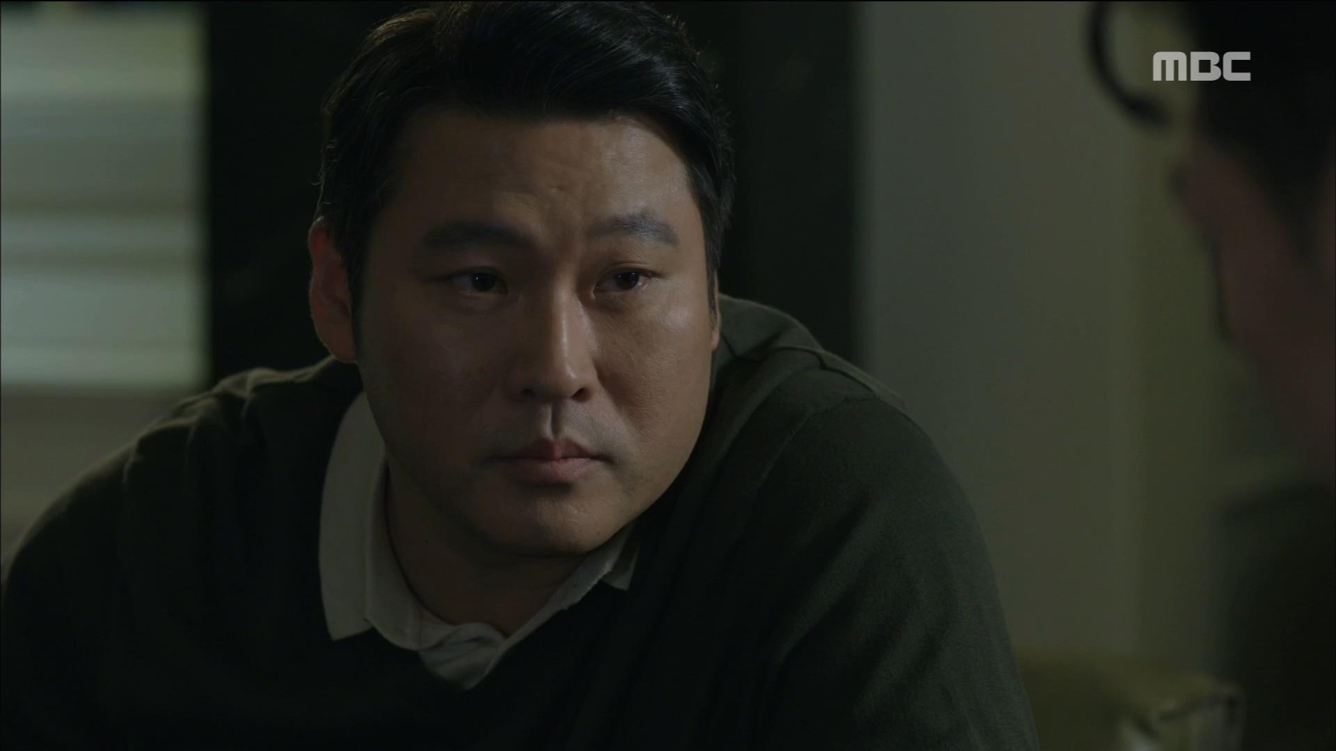 최무성, 김영광 아버지에 대해 언급