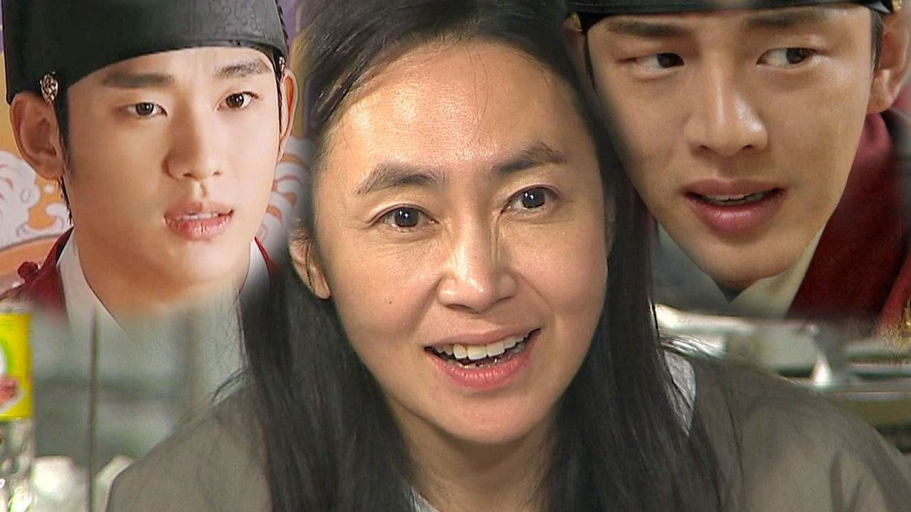 김선경, 김수현부터 유아인까지 국민 중전마마