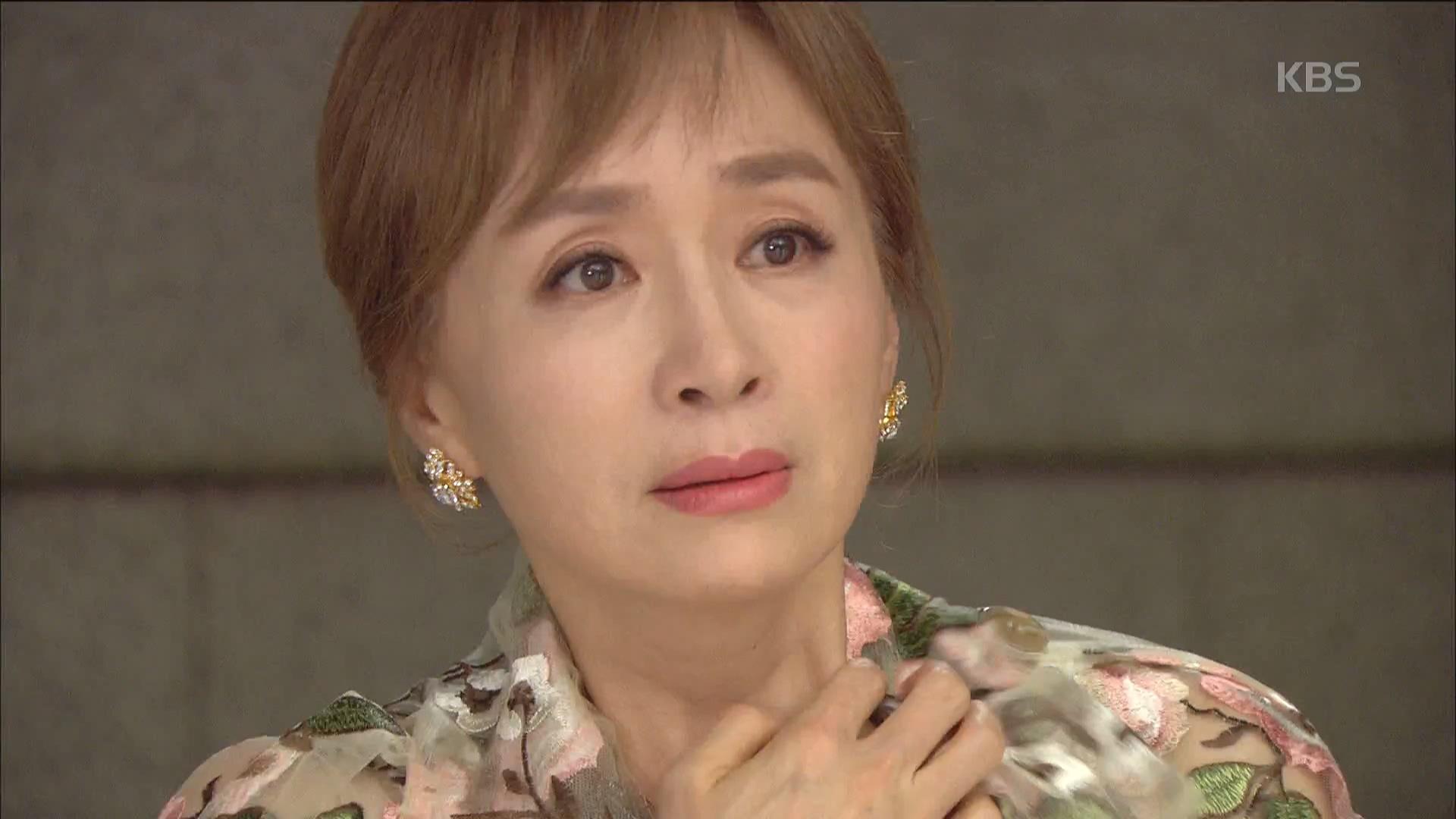 박해미, 고인범 만나러 회사 찾아갔다가 전인택 발견하고 심란.