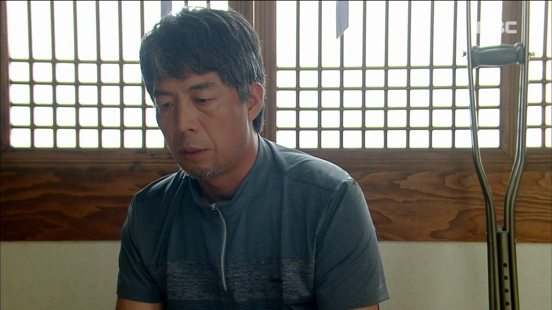 안길강,지현우에게 솔직하게 다 말 못해?