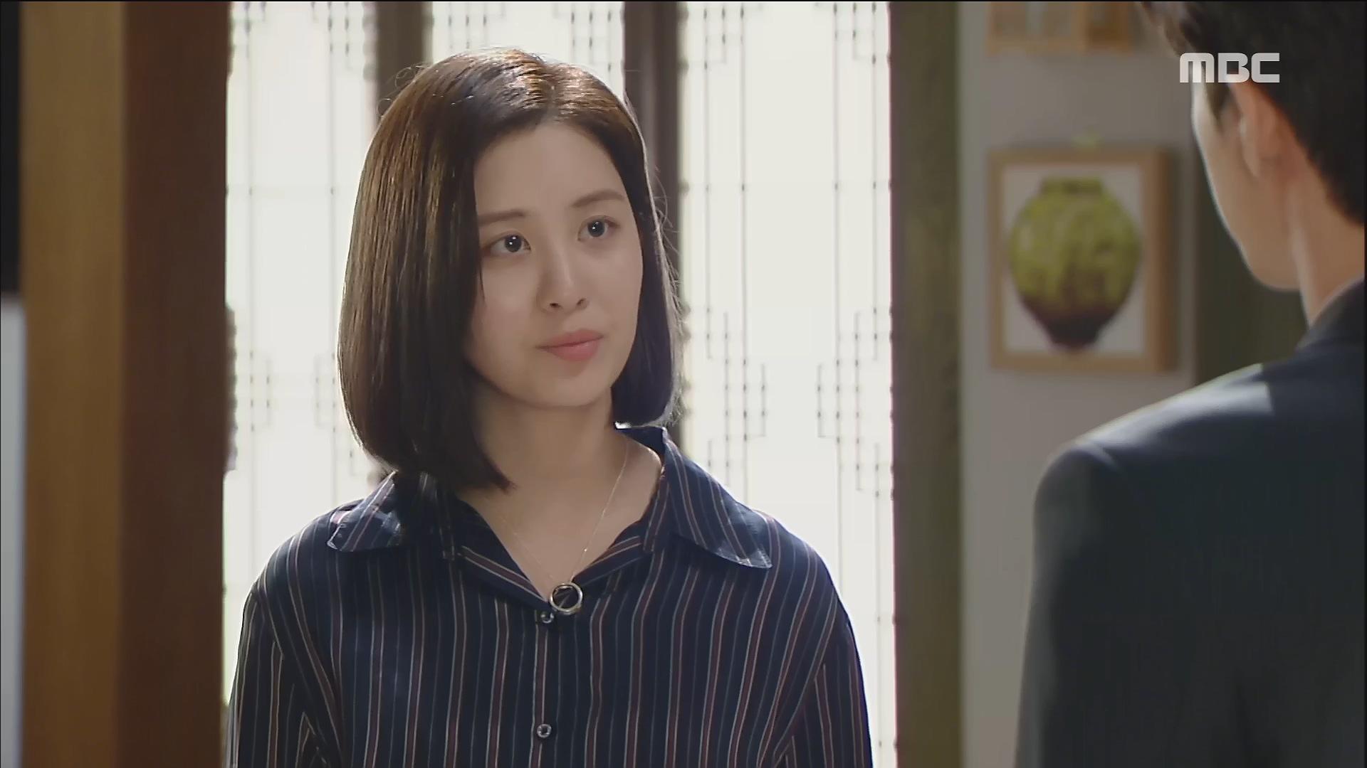 서주현,김지훈에 그게 무슨 상관이죠?냉랭한 반응