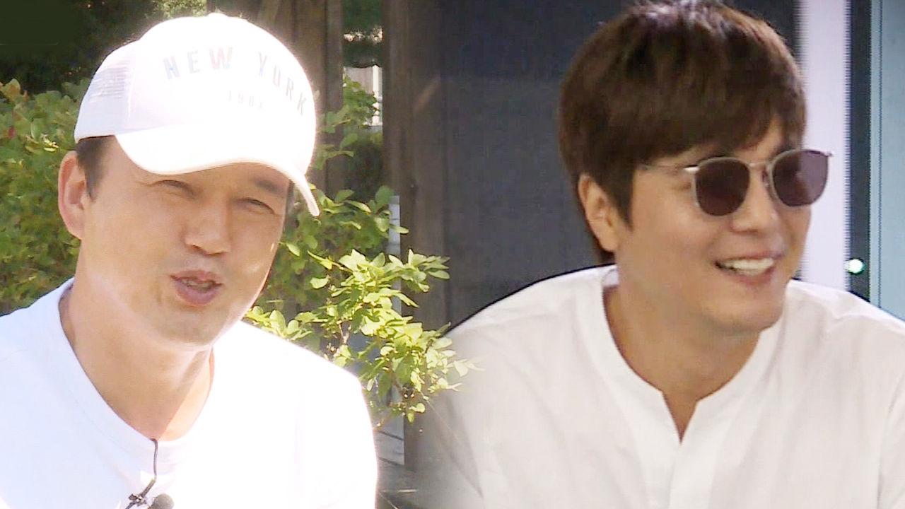 김광규, 임재욱 샤프해진 얼굴에 디카프리오 같아
