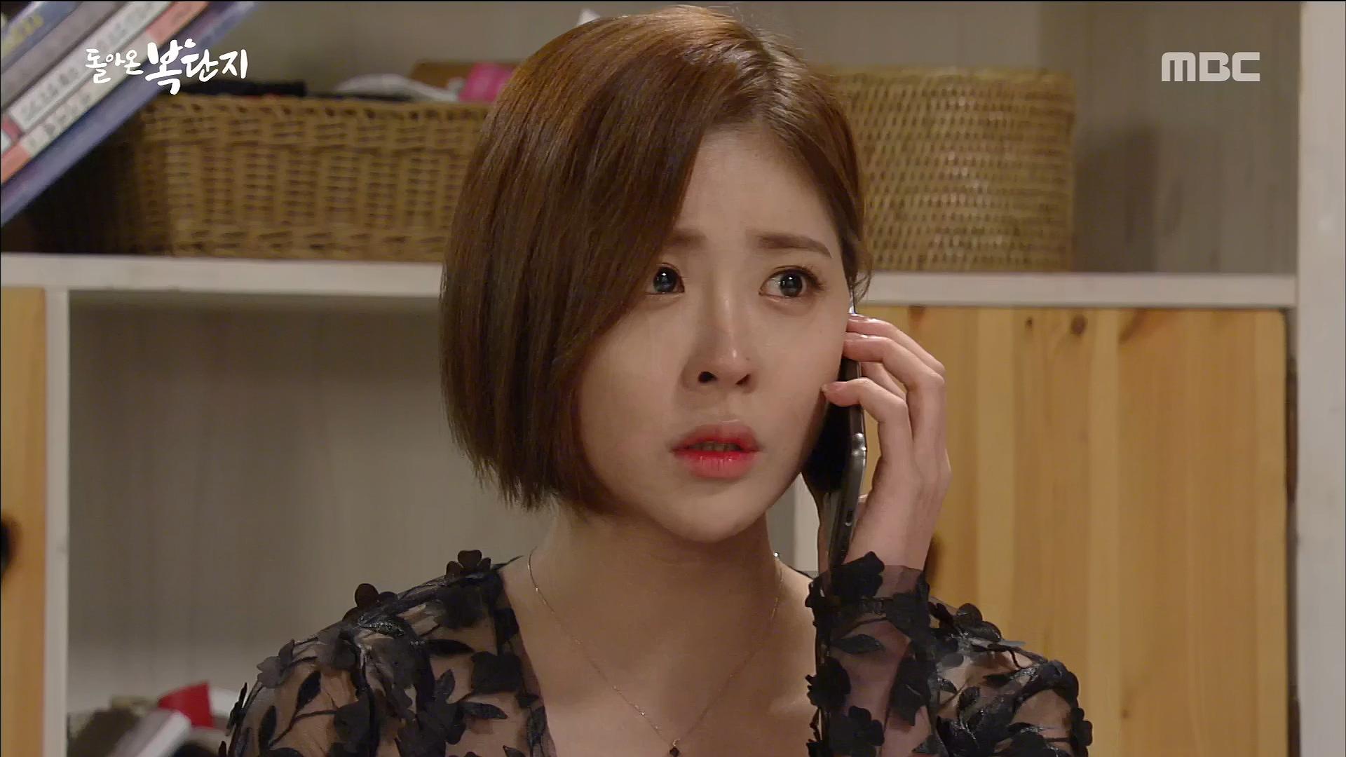 진예솔, 강성연 집에서 은혜숙과 만날 위기?!