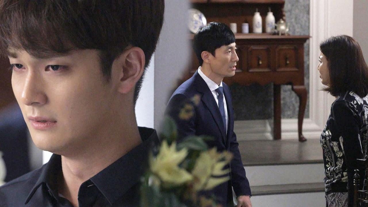 친아버지 확인한 조윤우, 복잡해진 심경