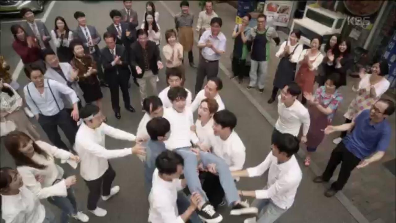 최강배달꾼이 끝내 이겼다!!! 정가 무너지고 떠나는 김혜리