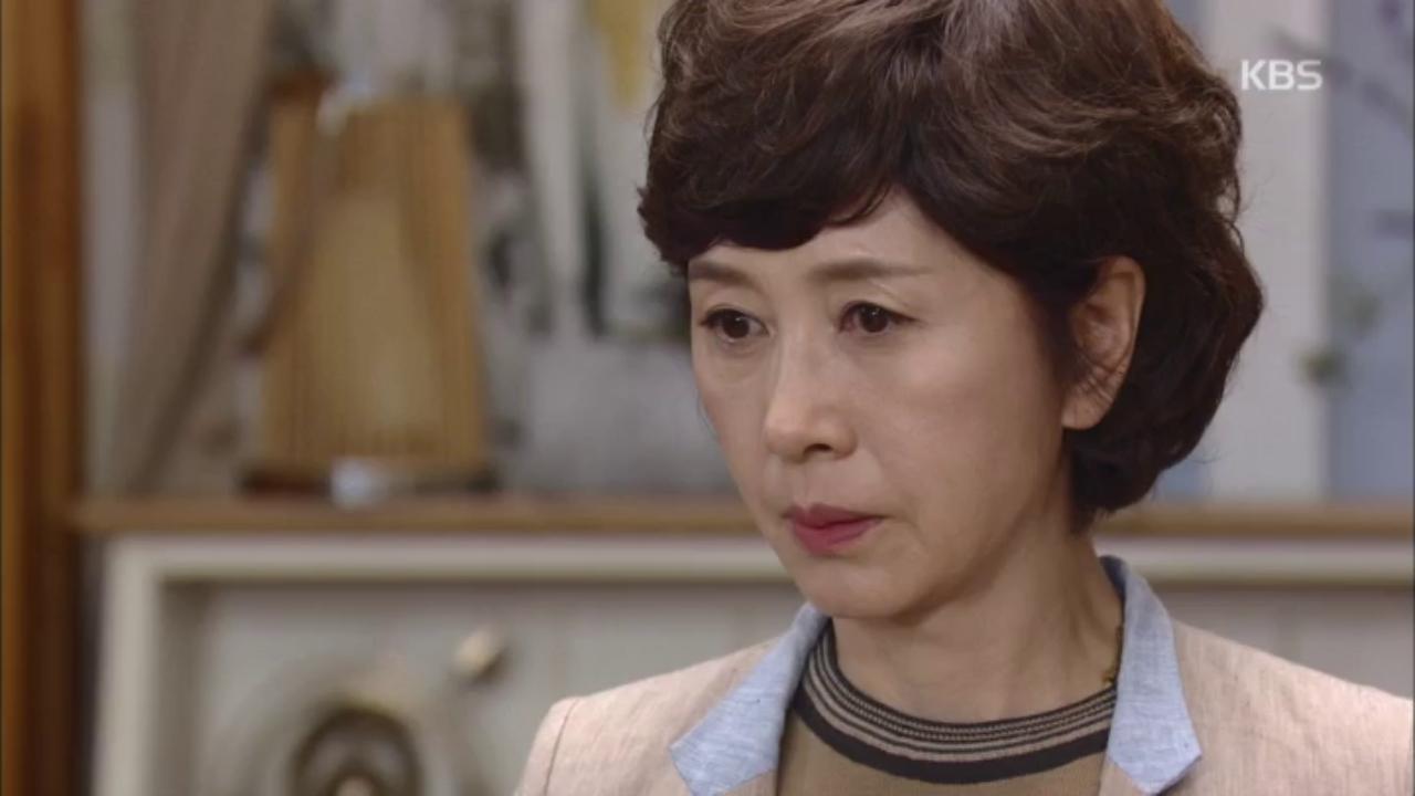 김혜옥, 서은수에 짜증.. 왜 안 하던 짓을 해...!