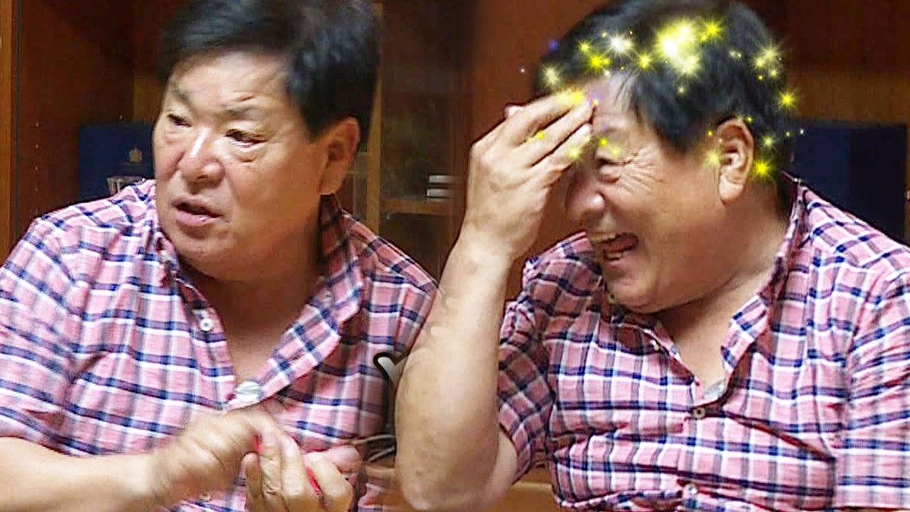윤정수 삼촌, 독보적 매력 뽐내며 예능계 샛별 등극