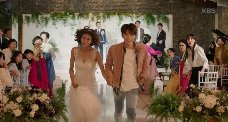"""""""결혼 못합니다"""" 김재중X유이, '사랑의 도피'"""